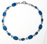 BFOB3 Oval bracelet