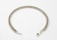 B14 Thick curb bracelet