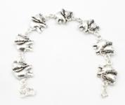 B27 Large elephant bracelet