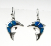 BFOE21 Dolphin earrings