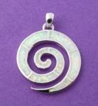 BFOP32 Spiral pendant