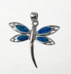 BFOP42 Dragonfly pendant