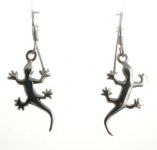 E11 Gecko Earrings