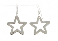 E140 Star earrings