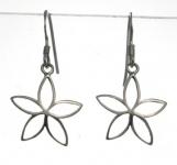 E157 Flower Earrings