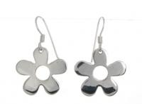 E161 Flower Earrings