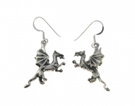 E26 Dragon earrings