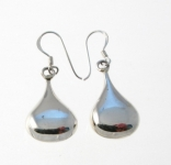 E29 Onion drop earrings