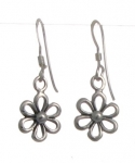 E45 Flower earrings