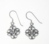 E82 Celtic earrings