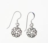 E83 Celtic earrings