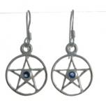 E90 Pentagram Earrings