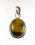 GP29s silver tigers eye pendant