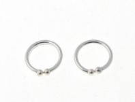 H59 Ear cuff/ false nose ring