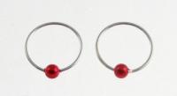 H70 Coloured ball hoops