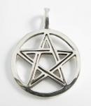 P168 Pentagram pendant