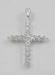 P17 Crystal cross