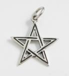P203 Pentagram pendant