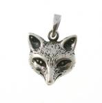 P214 Fox pendant