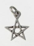 P247 Pentagram pendant