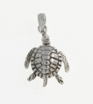 P354 Silver moving Turtle