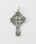 P29 Celtic Cross Pendant