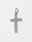 P3 Silver Cross Pendant