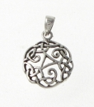 P331 Celtic pendant