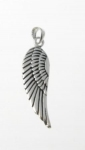 P346 Angel wing pendant
