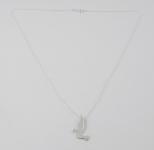 P36 Silver Dove Necklace