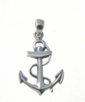 P364 Anchor Pendant