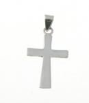 P59 Silver Cross Pendent