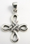 P81 Celtic pendant