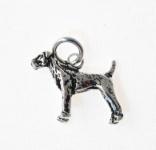 WP9  Dog Pendant