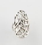 R109 Contemporary ring