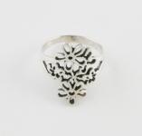 R140 Flowery ring