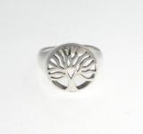 R172 Tree of life ring