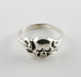 R285 Skull ring