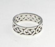 R273 Celtic Ring