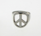 R174 Peace sign symbol