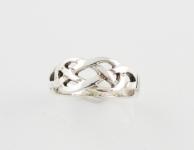 R75 Celtic knotwork ring