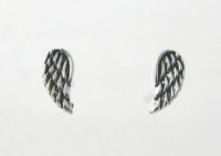 S34 angel wing studs.