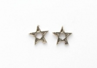 S6 Pentacle studs