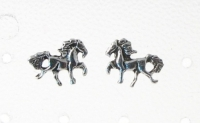 S68A Silver Horse Studs