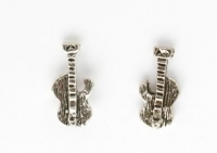 S81 Silver Electric guitar studs
