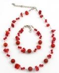 SHB5 Coral bracelet