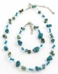 SHB6 Turquoise bracelet