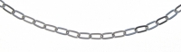 A42 Sterling silver chain anklet