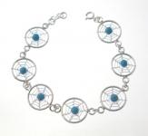 B94 dreamcatcher bracelet
