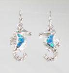 BFOE22 Seahorse earrings